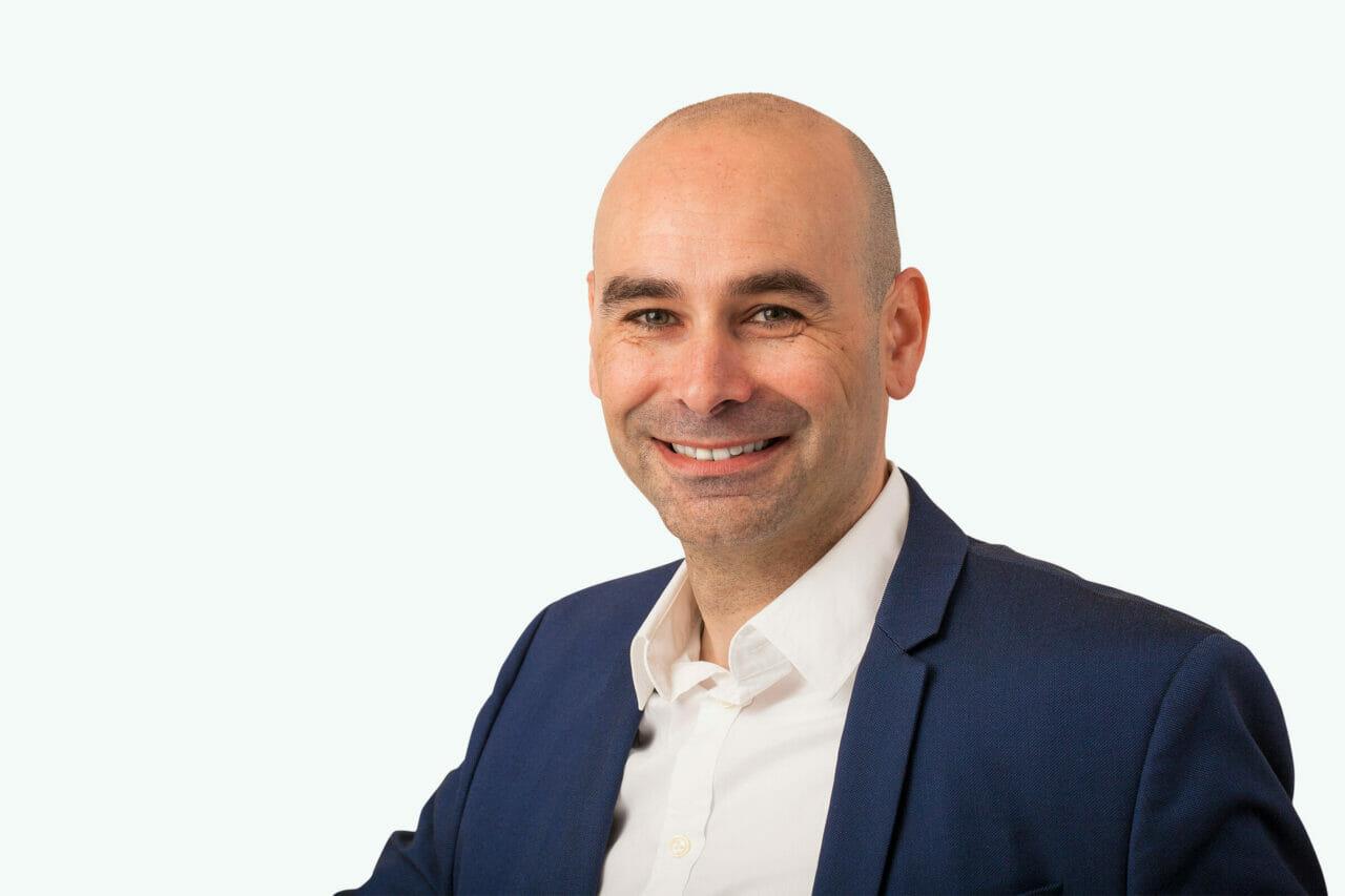 Portrait von Carlo Losurdo - Geschäftsleitung und Leiter ImpoWin / ExpoWin - FineSolutions AG