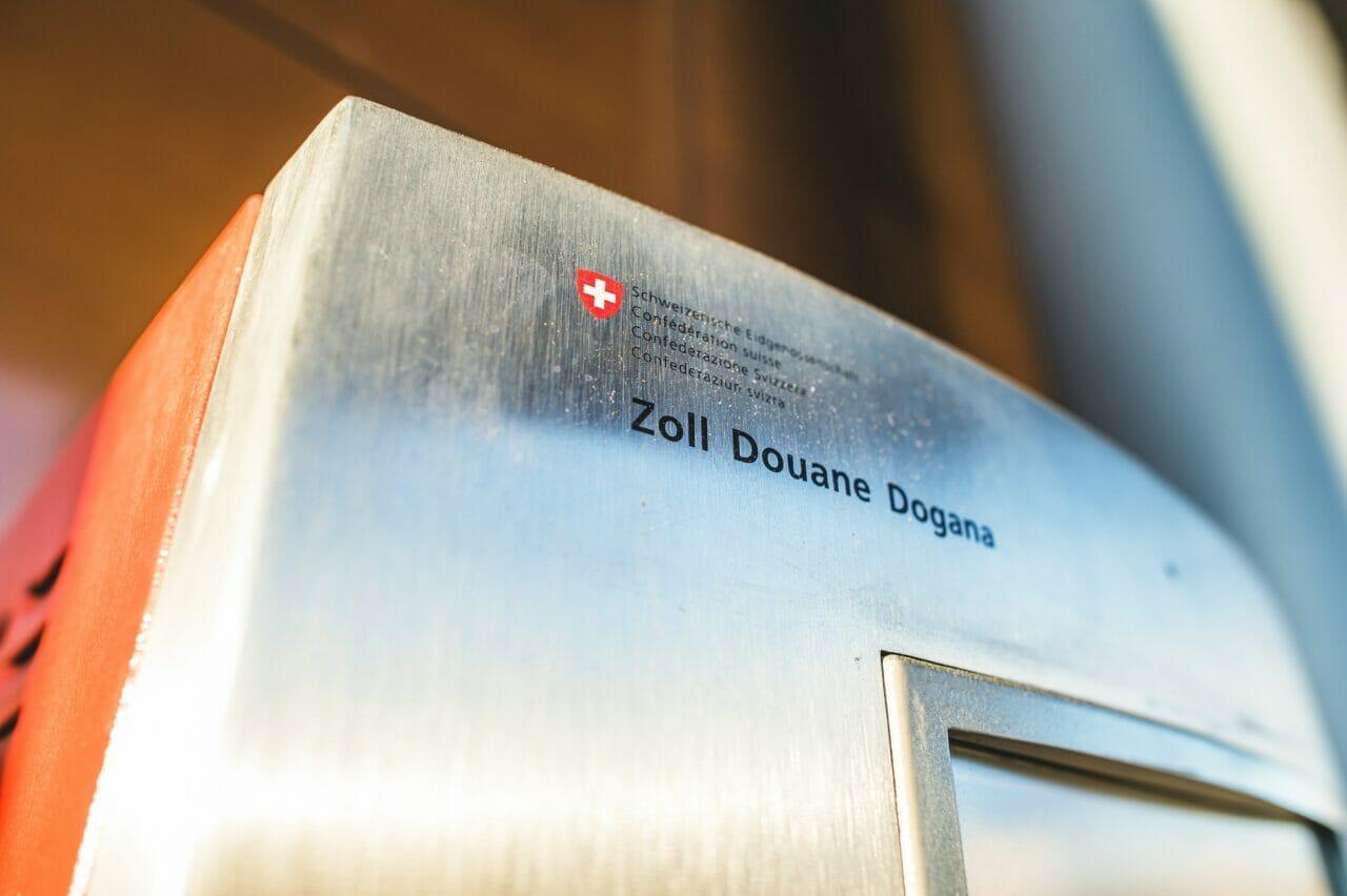 Bild Schweizer Zollstelle