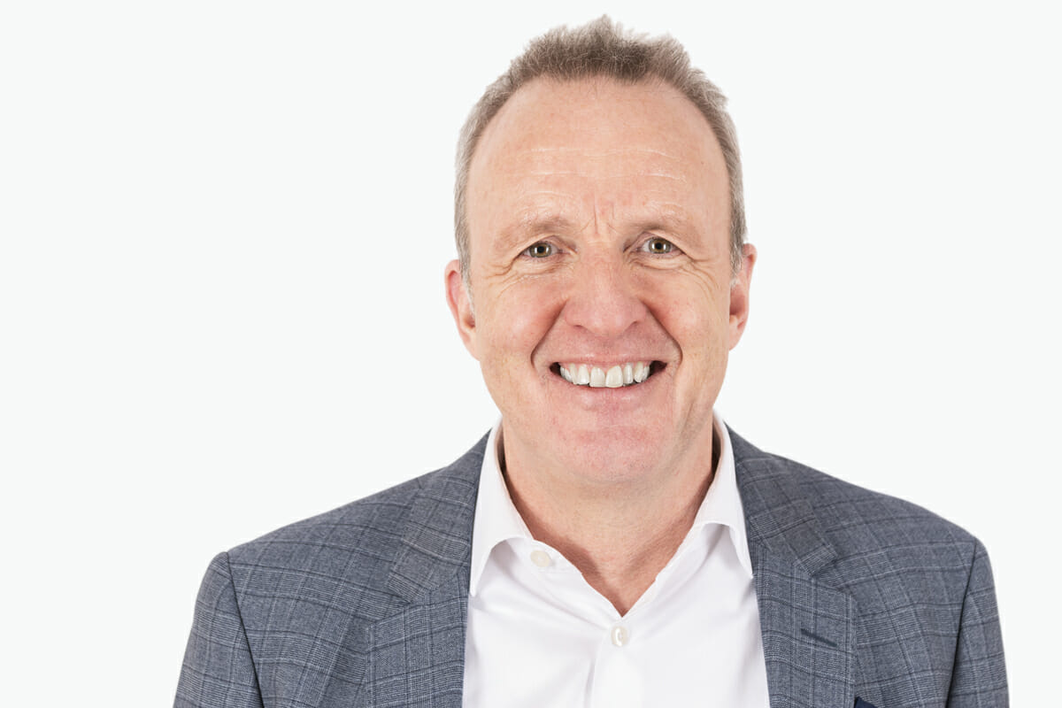 Geschäftsführer Herr Markus Eberhard