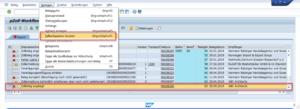Anzeige des e-dec Exportnotfallverfahrens mit Lösung pZoll im SAP ERP und S/4HANA