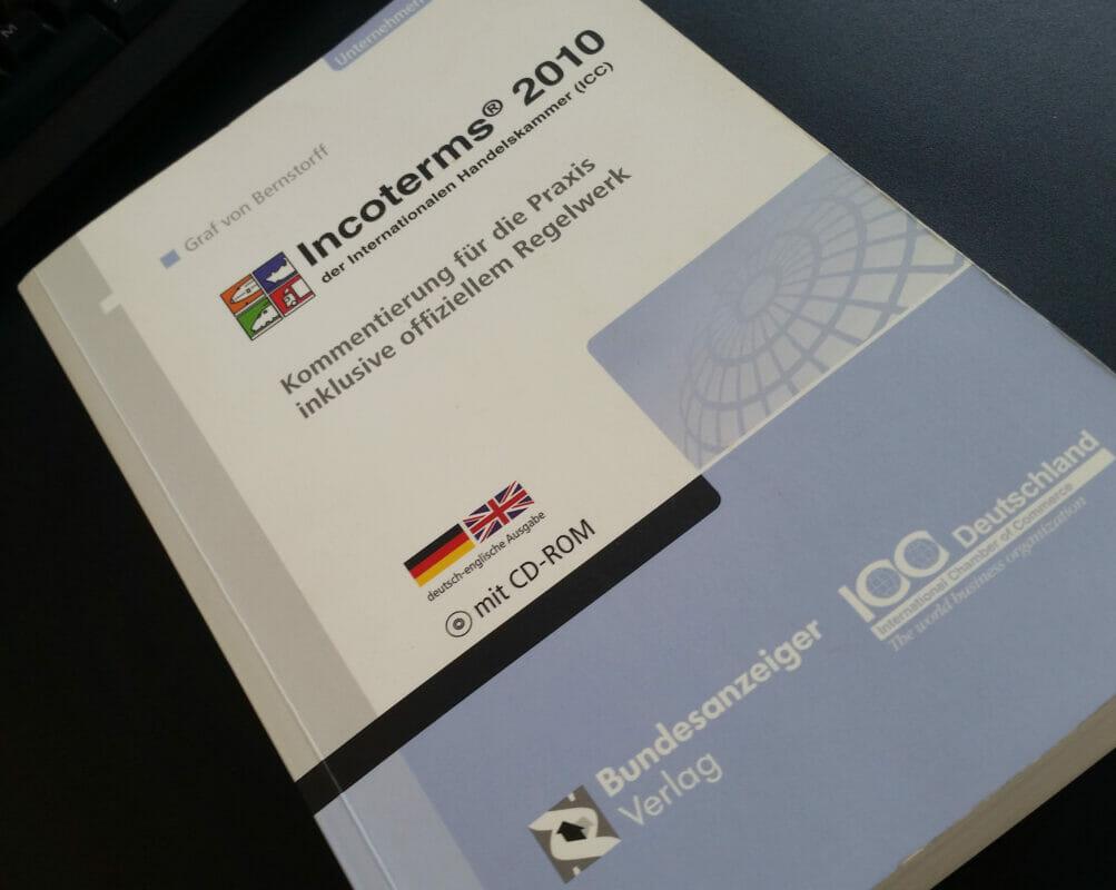 Nachschlagewerk Incoterms® 2010 – ab dem 10. September auch für Incoterms® 2020 verfügbar
